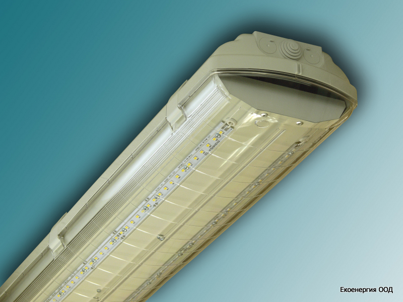 LED Промишлен осветител IP 65