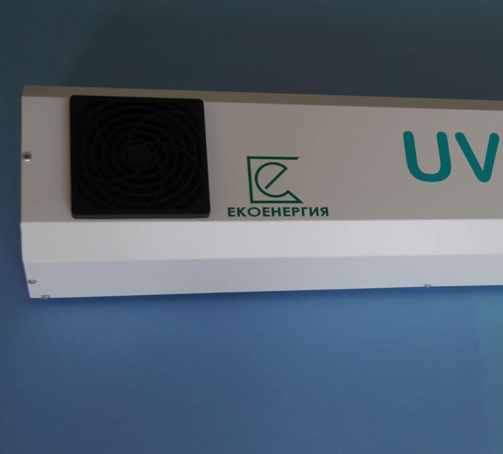 UV бактерицидни рециркулатори